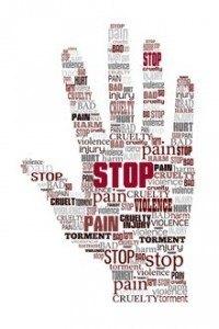 Stop violencia