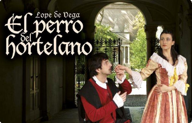"""Teatro escolar """"El perro del hortelano"""" de Lope de Vega"""