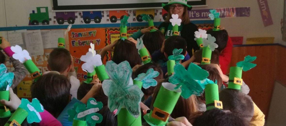 Saint Patrick's Day 2017