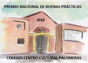 Premio Nacional de Buenas Prácticas en centros docentes educativos para el Centro Cultural Palomeras