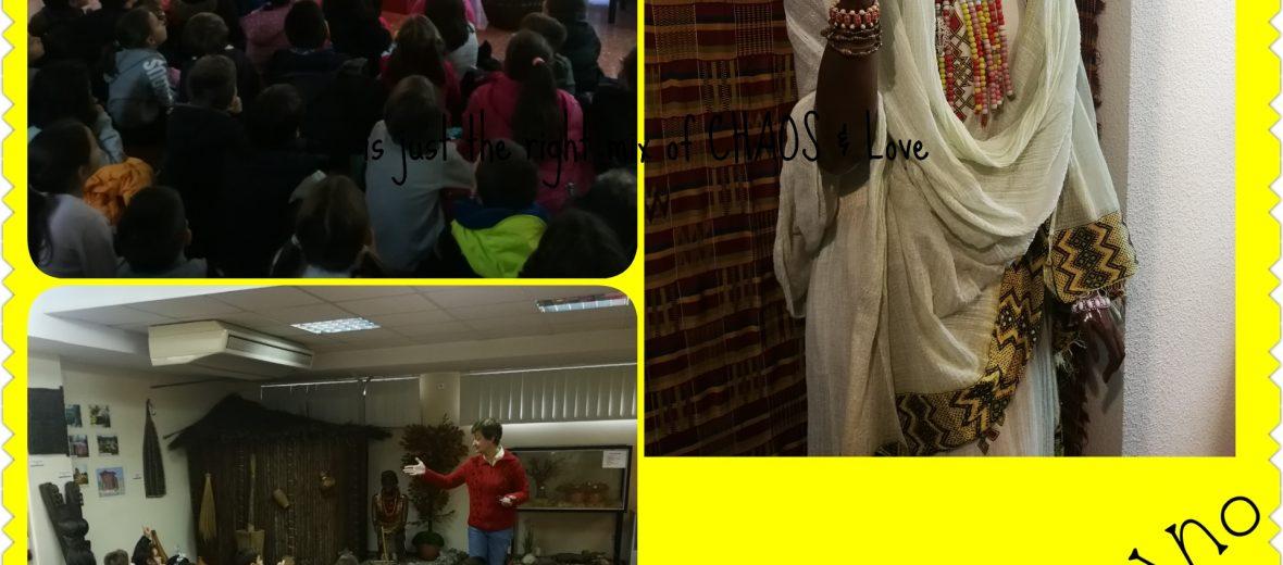 El Centro Cutural Palomeras visita el Museo africano